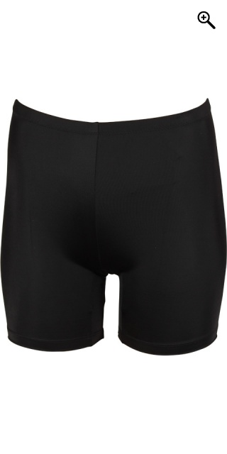 Plaisir by Ulsø - Bikini boxer shorts - Sort