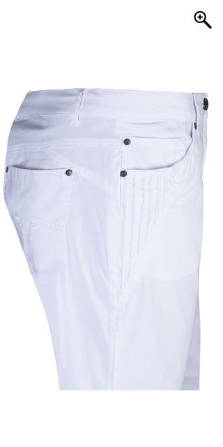 Zhenzi - Long bengalin step pants