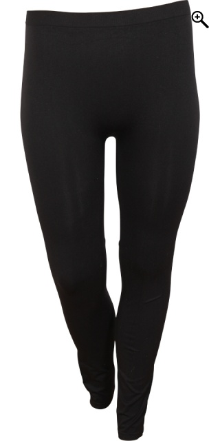 Zhenzi - Leggings super strechy - Black