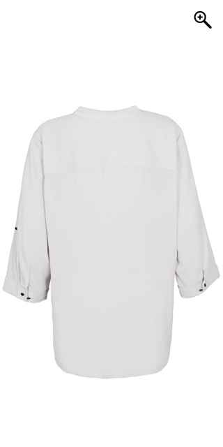 Zhenzi - Blouse in light crep