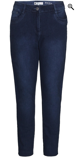 Zhenzi - Jeggings samba super slim fit in strechy denim