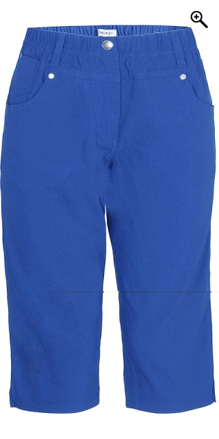 Zhenzi - Twist pants strechy bengalin pirate pants - Olympian