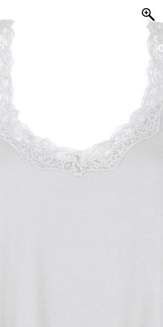 Zhenzi - Top with nice lace straps