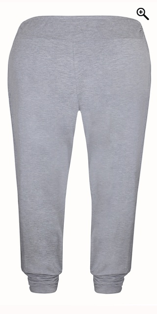 Zhenzi - Pants loose fit i strechy materiale