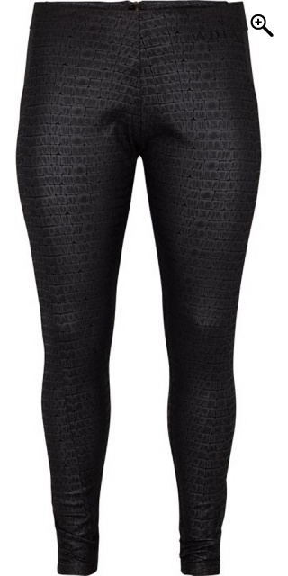 Adia Fashion - Leggings bukser i snake look
