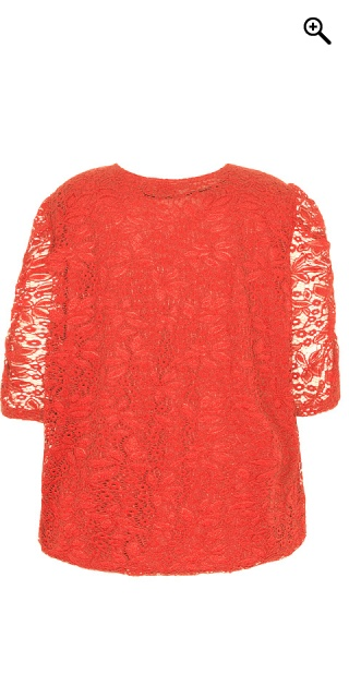 Zhenzi - Lace blouse