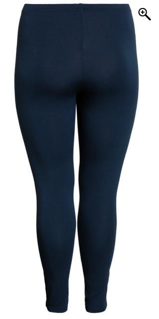 2e9b424e CISO - Leggings with rubber band in whole the waist and smart ...