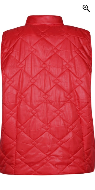 Zhenzi - Nice zipped-through quilt vest