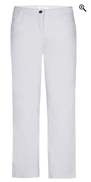 Zhenzi - Step pants - White