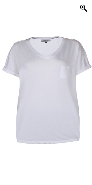Zhenzi - T-shirt - White