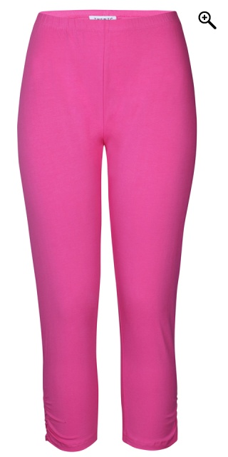 Zhenzi - Strechy legging - Rapture rose