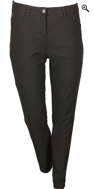 Zhenzi - Samba pants - Black