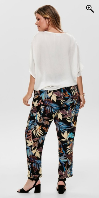 ONLY Carmakoma - Loose fit pants