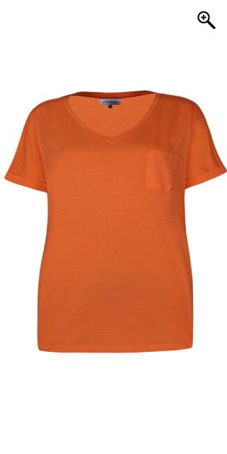 Amber orange