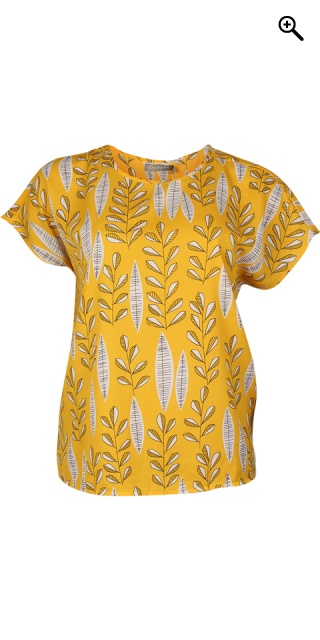 Cassiopeia - Aiveen bluse - Print 2