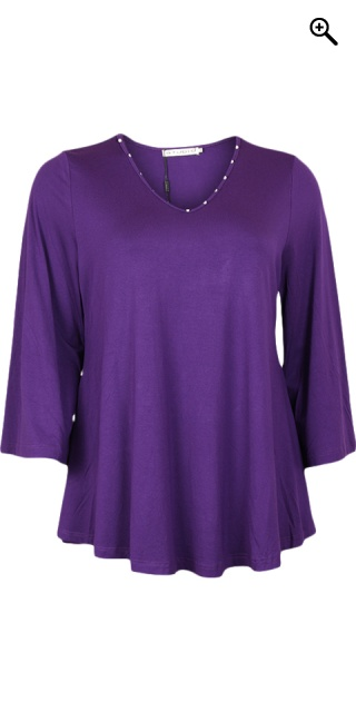 Studio Clothing - Tunika - Purple