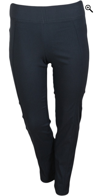 Zhenzi - Twist pants - Navy