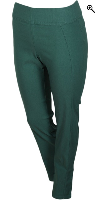 Zhenzi - Twist pants - Bug green