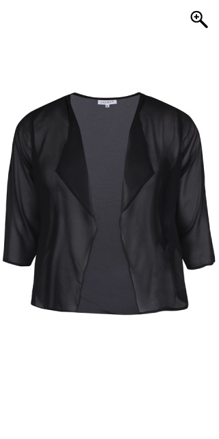 Zhenzi - Cardigan - Black
