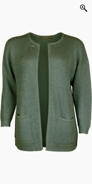 Cassiopeia - Maria cardigan i strik - Hunter