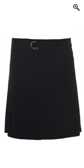Studio Clothing - Skirt - Black
