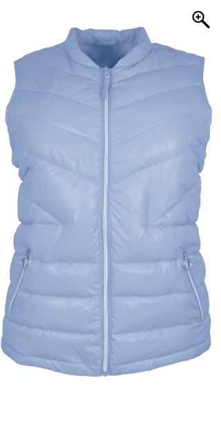 Cassiopeia - Laurine vest - Light blue