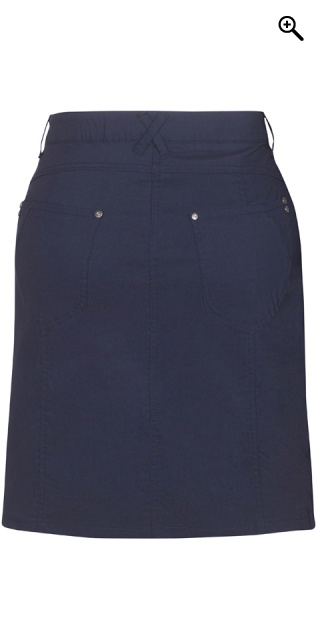 Zhenzi - Boyer bengalin skirt