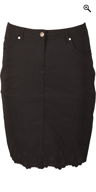 Zhenzi - Boyer skirt - Black