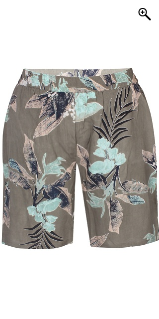 Zhenzi - Mohr shorts - Army way