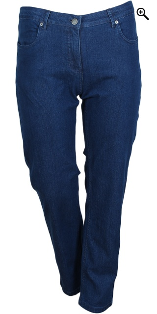 Zhenzi - Stomp pants - Denim