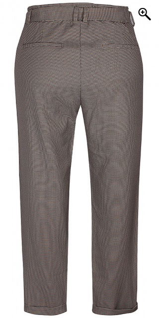 Zhenzi - Luli chequered pants