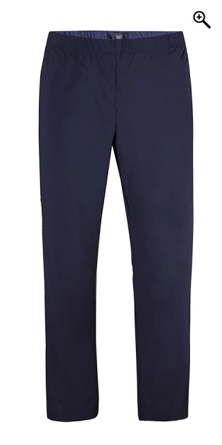 Zhenzi - Twist bengalin leggings - Navy