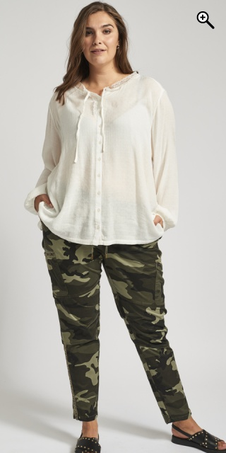 Adia Fashion - Camouflage pants