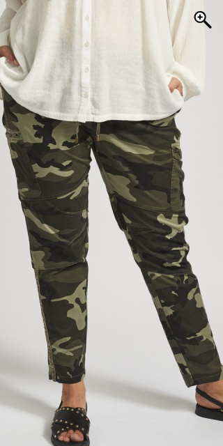 Adia Fashion - Camouflage pants - Camouflage