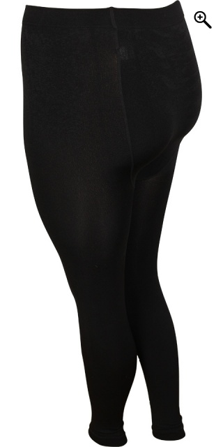 Festival - Thermo legging - Black