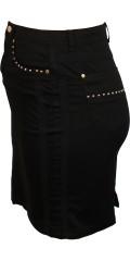 Cassiopeia - Spain nederdel med 4 lommer, strech og bæltestropper