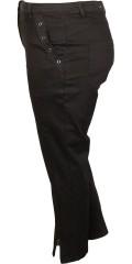 Zhenzi - Superskønne salsa normal fit-pants med masser af strech og regulerbar elastik i taljen