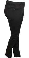 DNY (MARC LAUGE) - Nye smart twill hiba legging/jeans med power strekk, strikk i hele taljen og 5 lommer