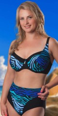 Plaisir - Bikini Slip maxi passt bis Artikel-Nummer 10274