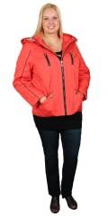 Handberg - Fantastisk flott eksklusivt jakke med avtakbar hette.