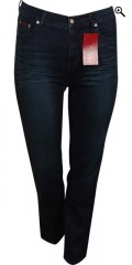 DNY - Line jeans with worn-out effect 80 and 86 cm. with adjustable rubber band in the waist from size 46 and up