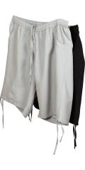 Zhenzi - Jive shorts med elastik i hele taljen og snørre, 4 lommer
