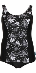 Mirou Swimwear - Smart bathing suit with floral print