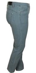 Zhenzi - Salsa pants, denim med de klassiske 5 lommer, lynlås og bæltestropper