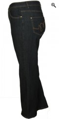 Studio Clothing - Jeans regular fit 42 mit Massen aus Stretch und Regulierbar Elastik in die Taille