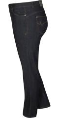 Zhenzi - Salsa normaler fit Jeans mit Stretch und Regulierbar Elastik in die Taille