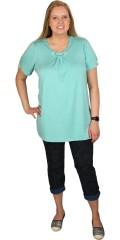 Zhenzi - T-shirt med korte ærmer
