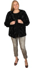 Juna Rose (Bestseller) - Soft and stylish fake fur jacket