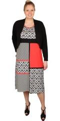 Handberg - Super smart sommer kjole uden ærmer