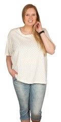 Juna Rose (Bestseller) - T-shirt with short sleeves and round neck